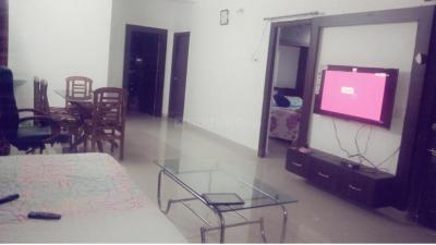 Gallery Cover Image of 1550 Sq.ft 3 BHK Apartment for rent in Kondapur for 35000