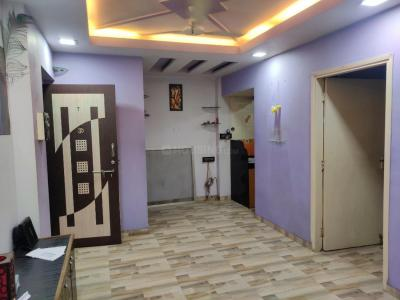 Gallery Cover Image of 600 Sq.ft 1 BHK Apartment for rent in Pitambar Villa, Thane West for 17000