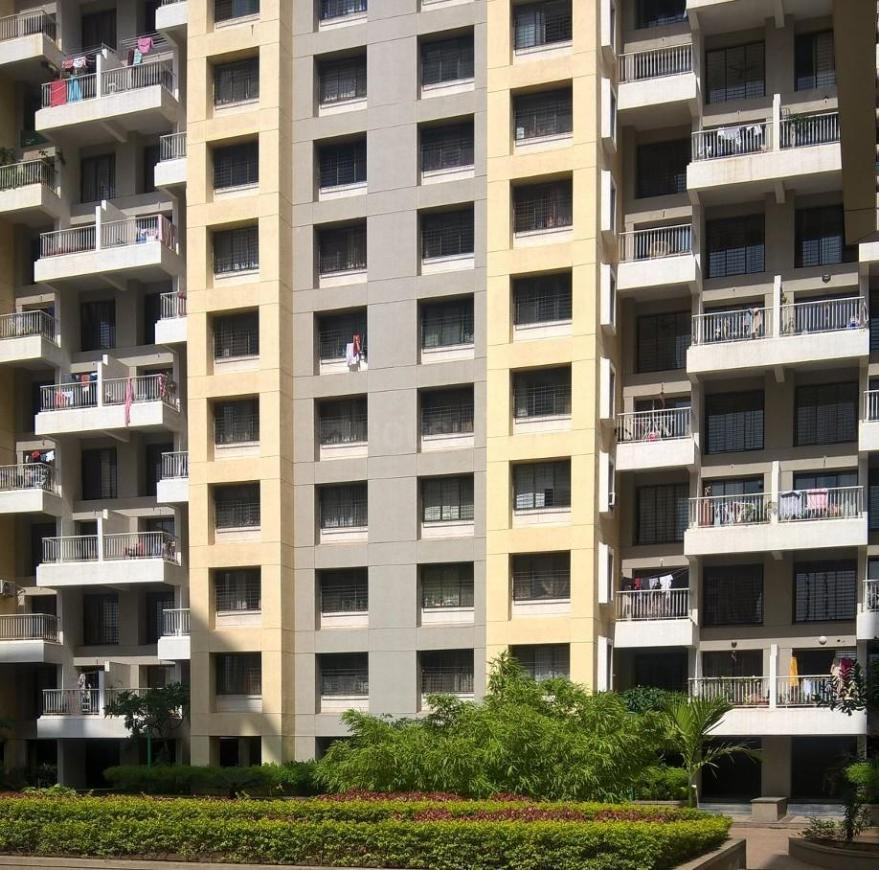 Building Image of 1206 Sq.ft 2 BHK Apartment for rent in Pimple Saudagar for 23000