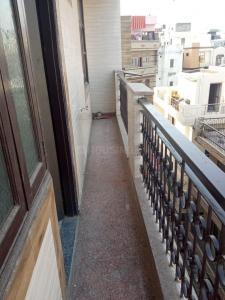 Balcony Image of Girls PG in Laxmi Nagar