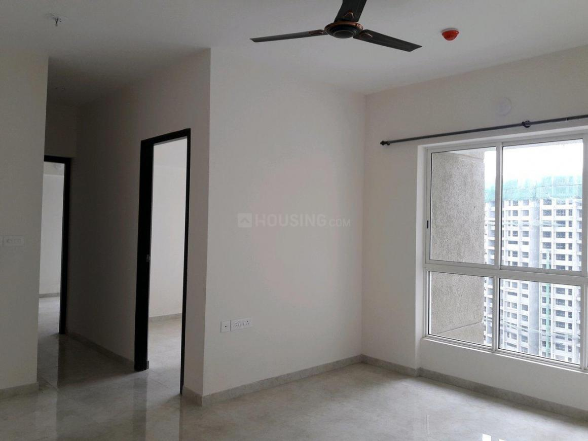 Living Room Image of 1060 Sq.ft 2 BHK Apartment for rent in Thane West for 24000