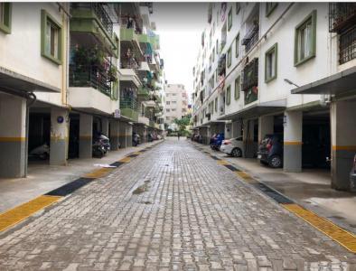 Gallery Cover Image of 1245 Sq.ft 2 BHK Apartment for rent in SLS Splendor Apartments, Bellandur for 27000