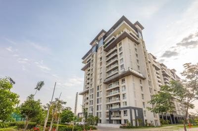 Gallery Cover Image of 2503 Sq.ft 3 BHK Apartment for buy in DivyaSree 77 Place, Kadubeesanahalli for 22500000
