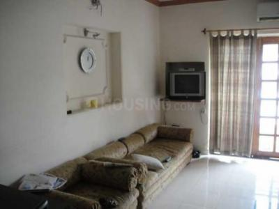 Gallery Cover Image of 800 Sq.ft 2 BHK Independent Floor for rent in Sector 3A for 10000