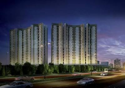 Gallery Cover Image of 600 Sq.ft 1 BHK Apartment for buy in Puraniks City Reserva Phase 1, Kasarvadavali, Thane West for 6230000