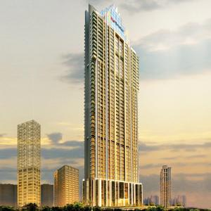 Gallery Cover Image of 3200 Sq.ft 4 BHK Apartment for rent in Raheja  Reflections Odyssey, Kandivali East for 150000