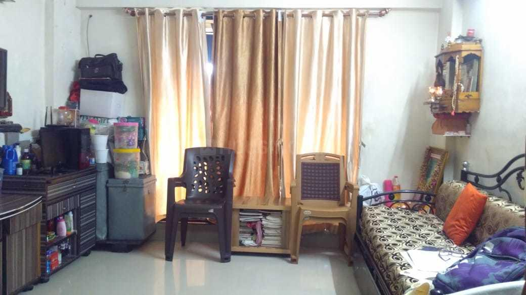 Bedroom Image of 400 Sq.ft 1 RK Independent Floor for buy in Kopar Khairane for 3600000