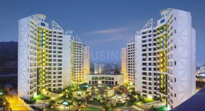 Gallery Cover Image of 1950 Sq.ft 4 BHK Apartment for rent in Concrete Sai Saakshaat, Kharghar for 63000