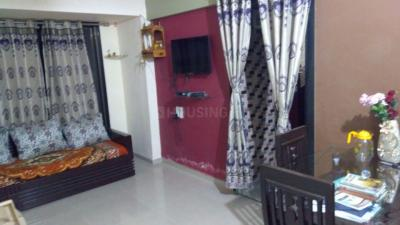 Gallery Cover Image of 580 Sq.ft 1 BHK Apartment for rent in Airoli for 19000