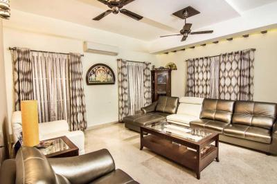 Living Room Image of Zolo Le Royal in Karapakkam