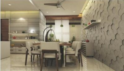 Gallery Cover Image of 1298 Sq.ft 2 BHK Apartment for buy in Miyapur for 7100000