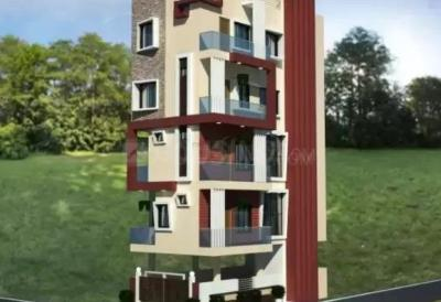 Gallery Cover Image of 760 Sq.ft 2 BHK Apartment for buy in Baguiati for 2736000