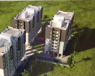 Gallery Cover Image of 567 Sq.ft 1 BHK Apartment for buy in Vinayak Sanskar Gokul Dham Complex, Palava Phase 1 Nilje Gaon for 2452800