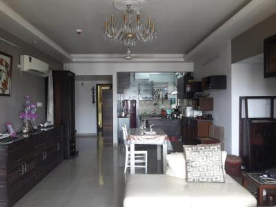 Gallery Cover Image of 1816 Sq.ft 3 BHK Apartment for rent in Ballygunge for 83500