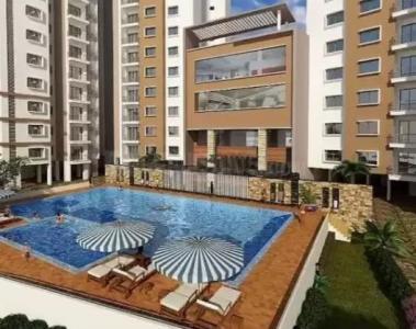 Gallery Cover Image of 1392 Sq.ft 2 BHK Apartment for rent in Puravankara Purva Seasons, C V Raman Nagar for 35000