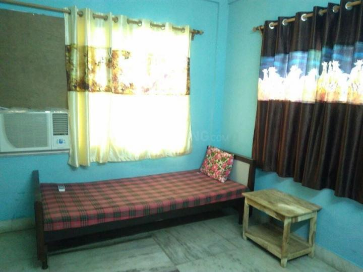 साल्ट लेक सिटी में बॉइज़ एंड गर्ल्स पीजी में बेडरूम की तस्वीर