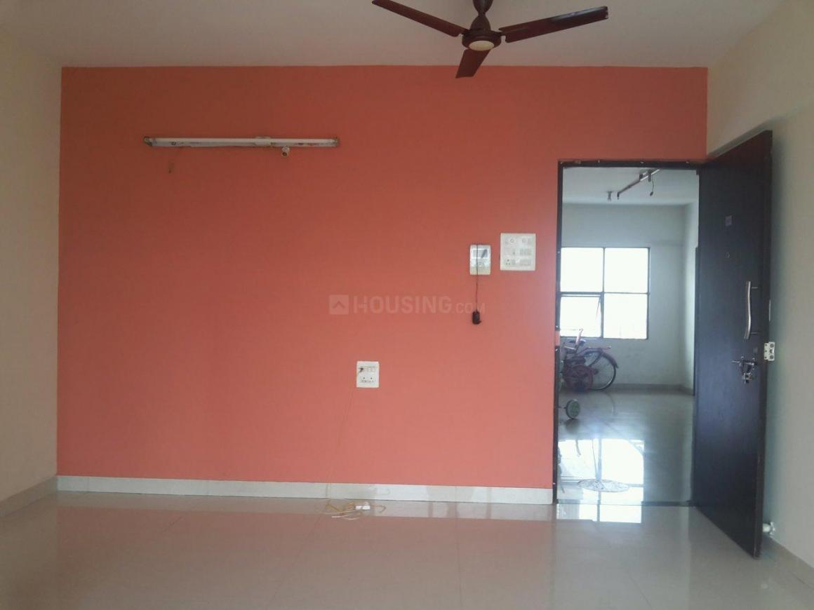 Living Room Image of 1100 Sq.ft 2 BHK Apartment for rent in Kopar Khairane for 29000