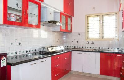 Kitchen Image of PG 4643323 Hebbal in Hebbal