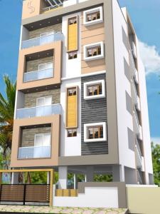 Gallery Cover Image of 1500 Sq.ft 3 BHK Apartment for buy in Kumaraswamy Layout for 7500000