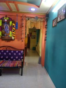 Hall Image of 677 Sq.ft 1 BHK Apartment for buy in Dhanori for 3000000