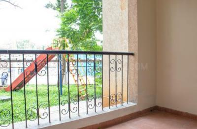Balcony Image of 102 A1 Sp Residency in Fursungi