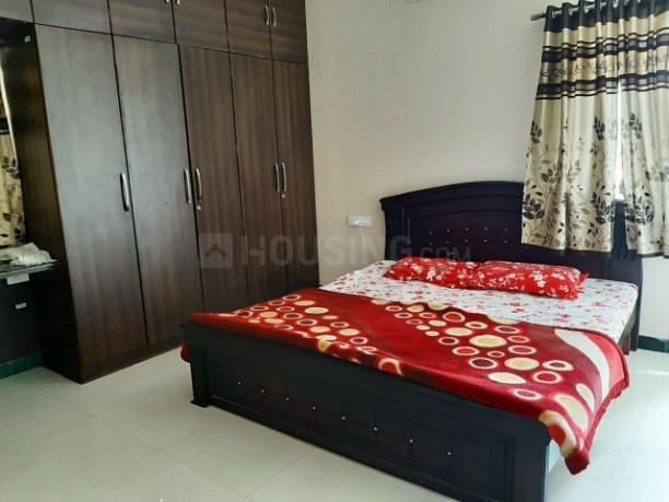 Bedroom Image of 999 Sq.ft 2 BHK Apartment for rent in Mantri Celestia, Nanakram Guda for 26000
