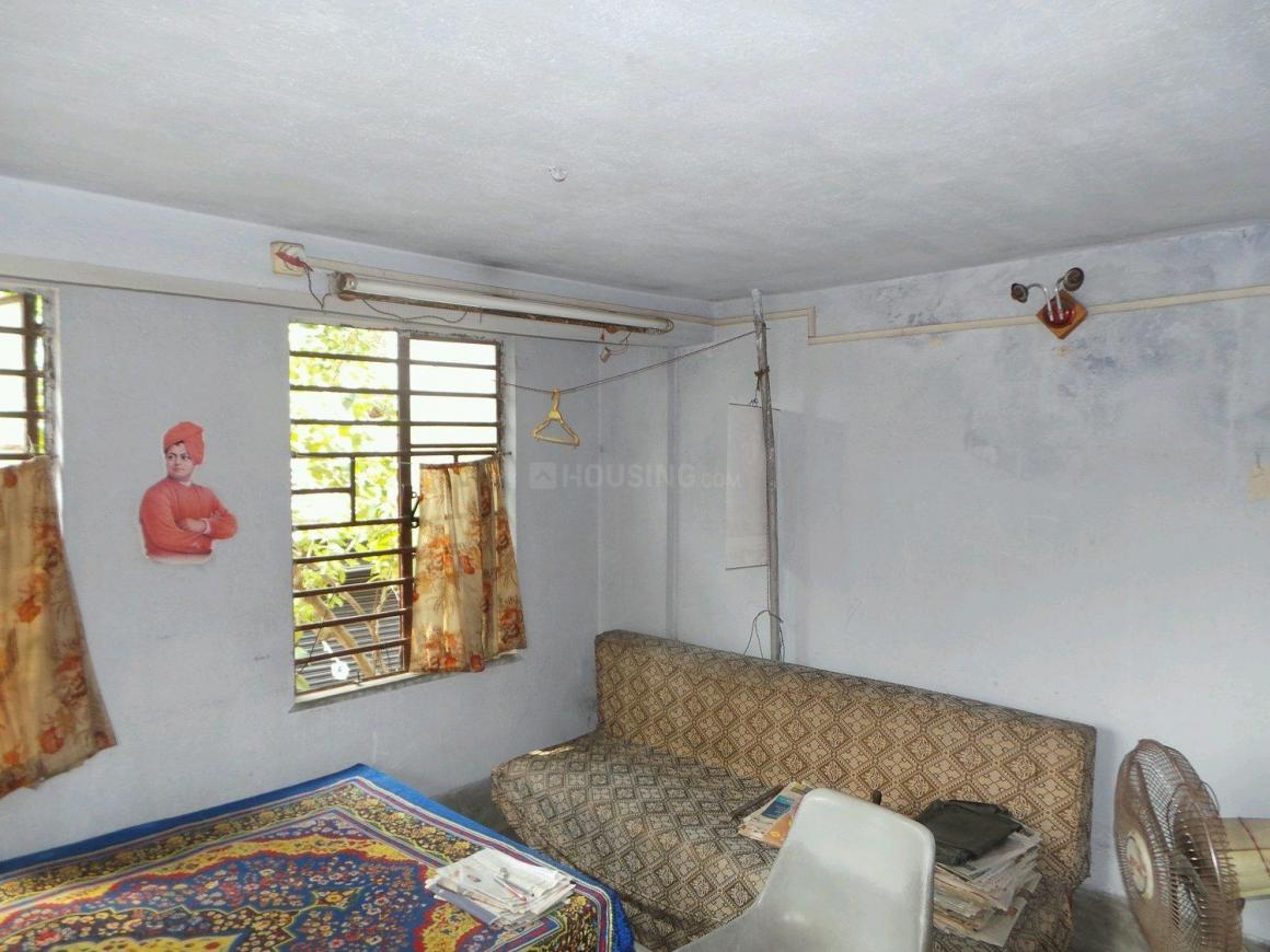 Bedroom One Image of 1000 Sq.ft 3 RK Independent Floor for buy in Nabapally for 3000000