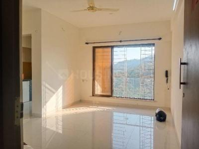 Gallery Cover Image of 650 Sq.ft 1 BHK Apartment for rent in Unique Greens, Thane West for 15999