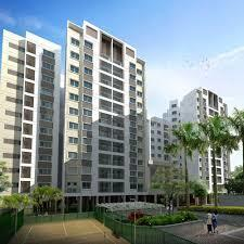 Building Image of 1088 Sq.ft 2 BHK Apartment for rent in Jakkur for 21000