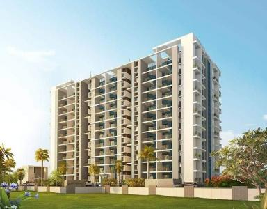 Gallery Cover Image of 1188 Sq.ft 2 BHK Apartment for rent in Punawale for 15000