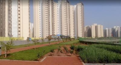 Gallery Cover Image of 585 Sq.ft 1 BHK Apartment for rent in Thane East for 8500