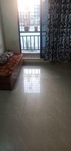 Gallery Cover Image of 645 Sq.ft 1 BHK Apartment for rent in Karanjade for 6000