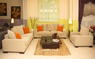 Gallery Cover Image of 1100 Sq.ft 2 BHK Apartment for buy in Kharghar for 10400000