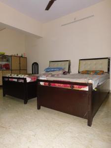 अंधेरी ईस्ट में क्लासिक पीजी के बेडरूम की तस्वीर