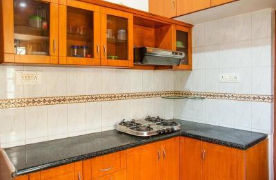 Kitchen Image of Hemachandran Nest in Horamavu