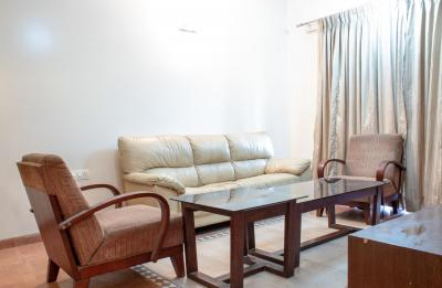 Living Room Image of 102 A1 Sp Residency in Fursungi