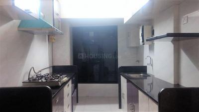 Kitchen Image of Ankur's Nest in Jogeshwari East
