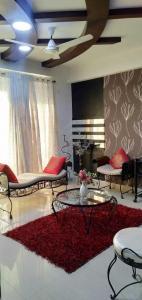 Gallery Cover Image of 2200 Sq.ft 4 BHK Apartment for rent in Regency Regency Gardens, Kharghar for 70000