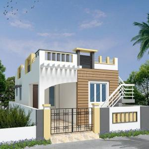 Gallery Cover Image of 750 Sq.ft 1 BHK Independent House for buy in Thirumazhisai for 3000000