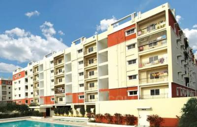 Gallery Cover Image of 1510 Sq.ft 3 BHK Apartment for buy in Bolarum for 5738000