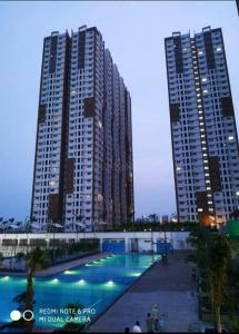 Gallery Cover Image of 1834 Sq.ft 3 BHK Apartment for rent in My Home Avatar, Khaja Guda for 38000