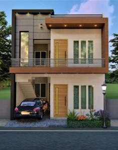 Gallery Cover Image of 1420 Sq.ft 3 BHK Independent House for buy in Dhawa for 4260000