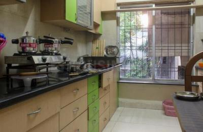 Kitchen Image of F2 Meghana Apts in Aundh