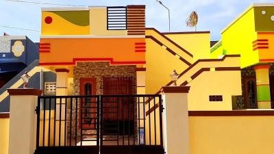 Gallery Cover Image of 832 Sq.ft 2 BHK Independent House for rent in Nanmangalam for 10000