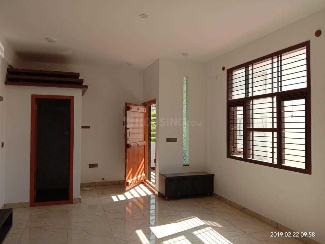 Living Room Image of 1300 Sq.ft 2 BHK Apartment for rent in Nagarbhavi for 22000