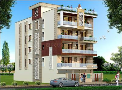 Gallery Cover Image of 1790 Sq.ft 3 BHK Independent House for buy in Green Field Colony for 6920000