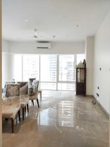 Gallery Cover Image of 2200 Sq.ft 3 BHK Apartment for rent in Indiabulls Blu Tower B, Worli for 200000