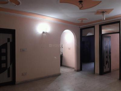 Gallery Cover Image of 1080 Sq.ft 3 BHK Independent Floor for rent in Sector 19 Dwarka for 20000