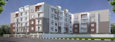 Gallery Cover Image of 1310 Sq.ft 3 BHK Apartment for buy in  Sai Krupa, Akshayanagar for 5895000