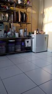 Kitchen Image of 2bhk Single Occupancy In Roadtouch Flat All Amenities in Kasarvadavali, Thane West